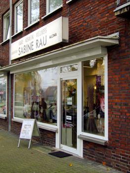 Friseur Salon Sabine Rau außen